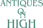 Antiques On High Logo
